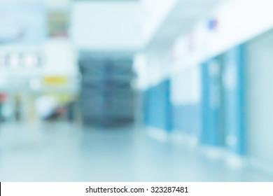 BLURRED MEDICAL BACKGROUND