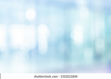 BLURRED MEDICAL BACKGROUND, LIGHT OFFICE
