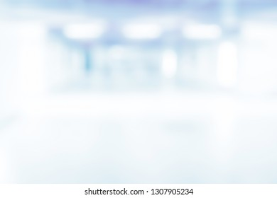 BLURRED MEDICAL BACKGROUND, MODERN CLINICAL OFFICE