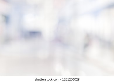 BLURRED MEDICAL OFFICE BACKGROUND