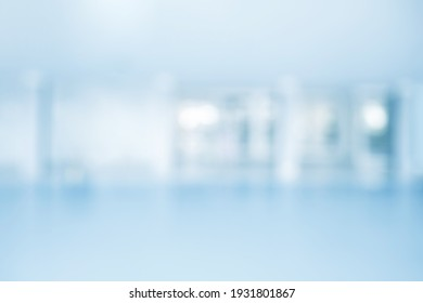 BLURRED OFFICE BACKGROUND, MODERN BUSINESS HALL, DEFOCUSED COMMERCIAL INTERIOR