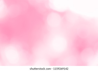 Blurred red bokeh texture background