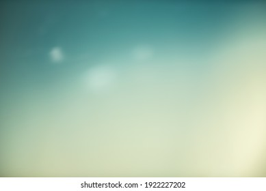 Blurred sunset sky background, selective focus.