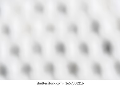 The blurred white background is suitable as a background for website design.