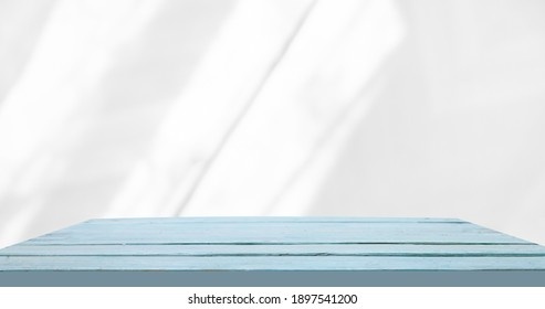 blurred window background with table