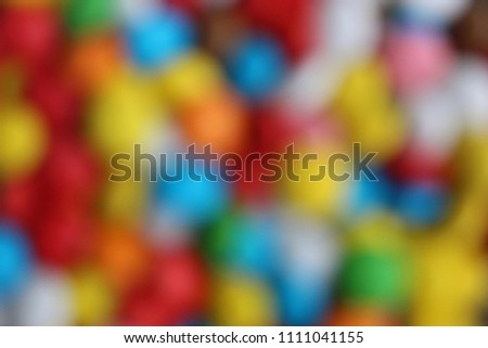 blurry background all colors rainbow circles stock photo edit now