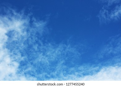 Blurry Blue Sky Clouds Inspirational Quotes Stock Photo Edit Now