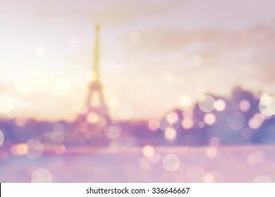 Eiffel Tower Christmas Images Stock Photos Vectors