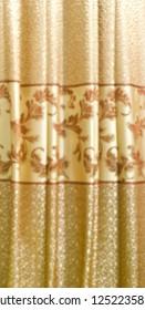 Blurry curtain clothes unique background photo
