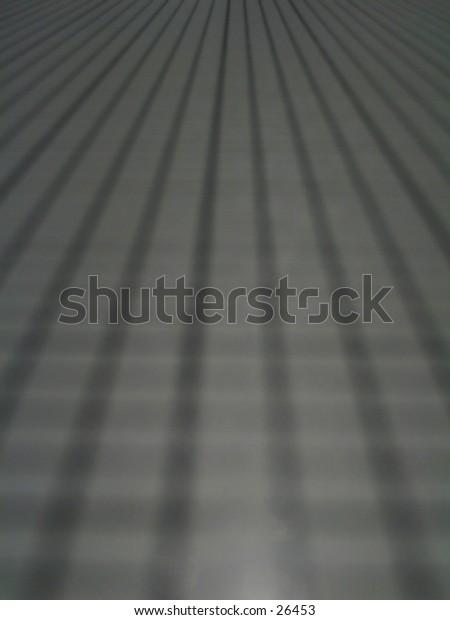 blurry gray grid
