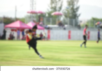 blurry,motion blur,Players in action playing football (soccer)(soccer)