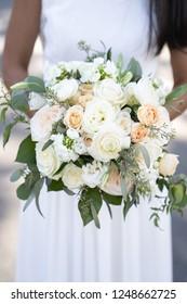 Blush Wedding Flowers