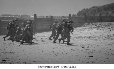 British Soldier Reenactment Images, Stock Photos & Vectors
