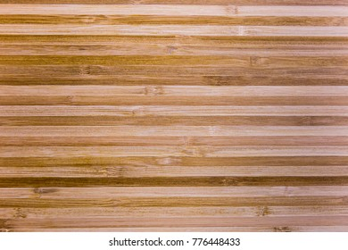 Board of bamboo planks