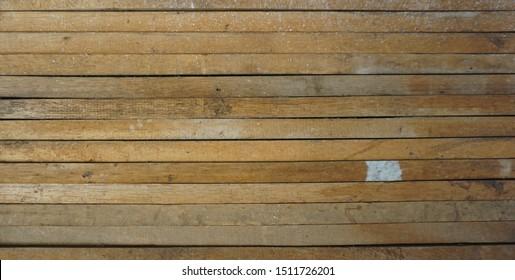 Board and Batten wood siding