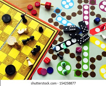 Board Games Images, Stock Photos & Vectors | Shutterstock