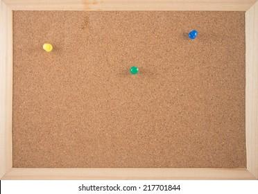 Board and pin