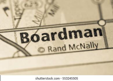 Boardman. Ohio. USA