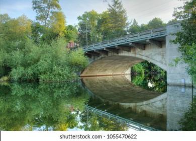 Boardman River Traverse City Michigan