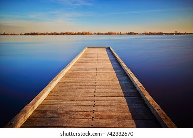 boardwalk, A pier that goes into the water.
