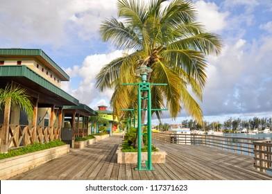 Boardwalk at Ponce (Puerto Rico)