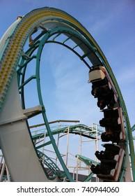 Boardwalk Roller Coaster