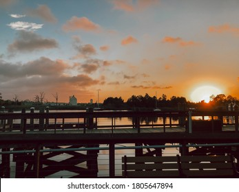 Boardwalk at Sunset Georgetown, SC