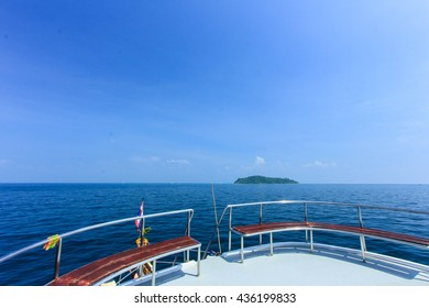 boat in andaman