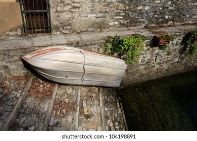 boat i Carate Urio - Lake Como