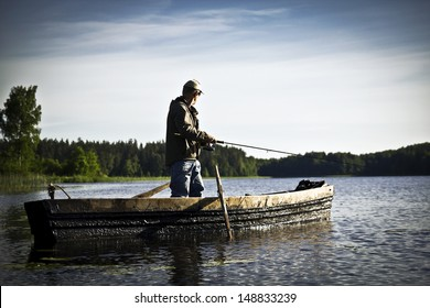 boat fishing