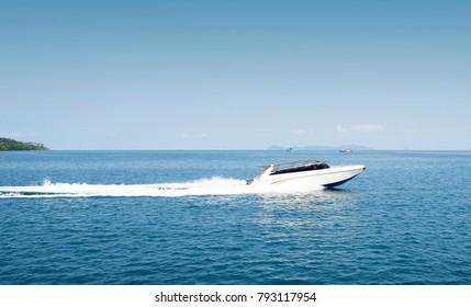 Boat,  Motorboat, Speedboat