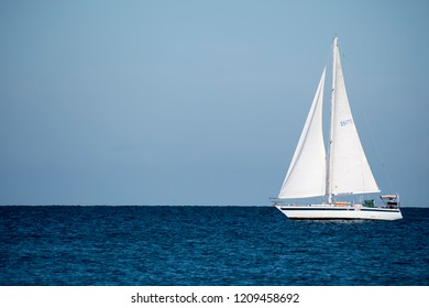 boat on calm water