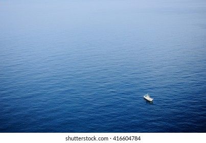 Boat on a Sea