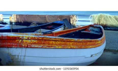 Boat Repairs - Filey, Yorkshire