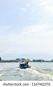 Boat sampan Thailand