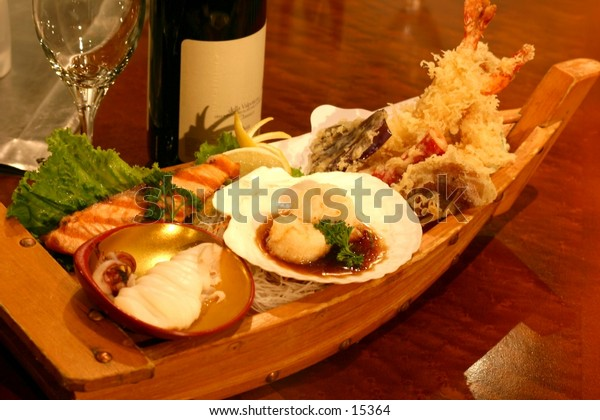 Boat Sushi - Sushi Series