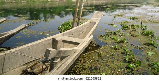 Boat Transport in Majuli Island, Assam, India