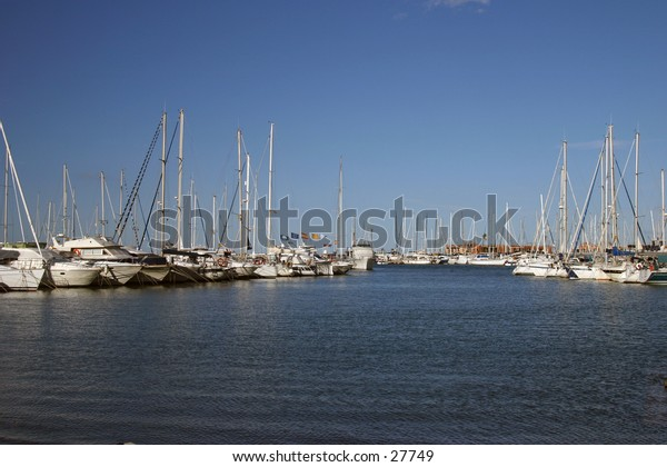 boating marina
