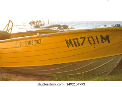 boats at boatshed point lonsdale victoria   bellarine peninusula coastline australia beach