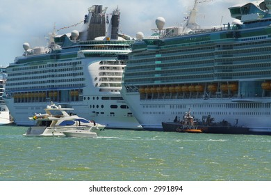 Boats And Cruise Ships