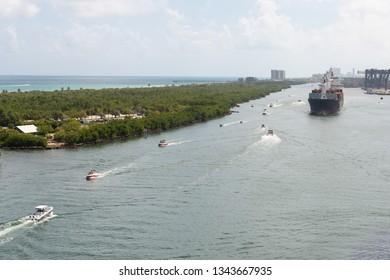 Atlantic Intracoastal Waterway Images, Stock Photos