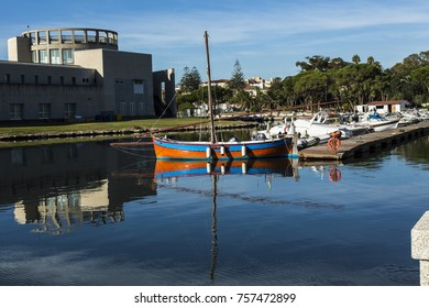 Boats at rest