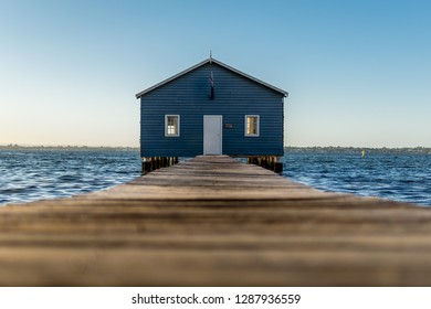 Boatshed in Perth