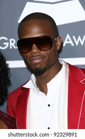 B.O.B at the 53rd Annual Grammy Awards, Staples Center, Los Angeles, CA. 02-13-11