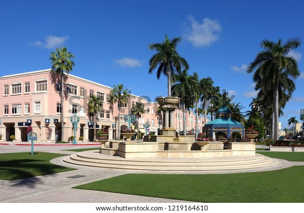 Boca Raton Shopping >> Boca Raton Florida Usa October Mizner Stock Photo Edit Now