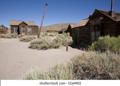 Bodie Ghost Town 4