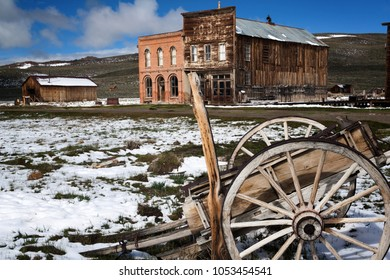 Bodie - Ghost Town in California