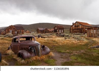 Bodie Ghost Town California Sierra Nevada