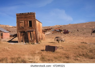 Bodie Ghost Town hotel