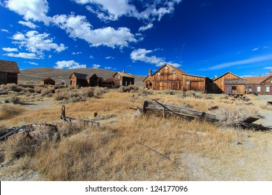 Bodie Ghost Town, Sierra Nevada, California